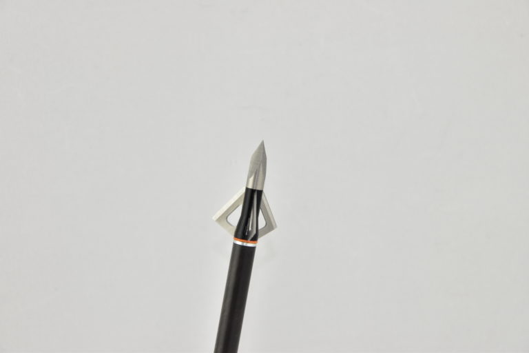 Wasp Archery Broadheads - 6075 Bullet 75 grain on arrow