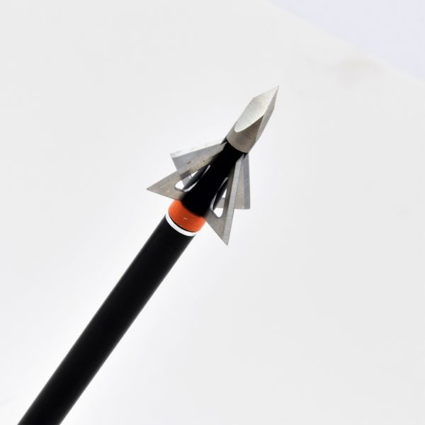 Wasp Archery Dart 100 Broadhead and Arrow