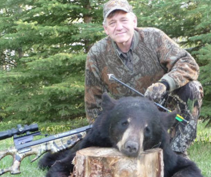 Where to shoot a black bear
