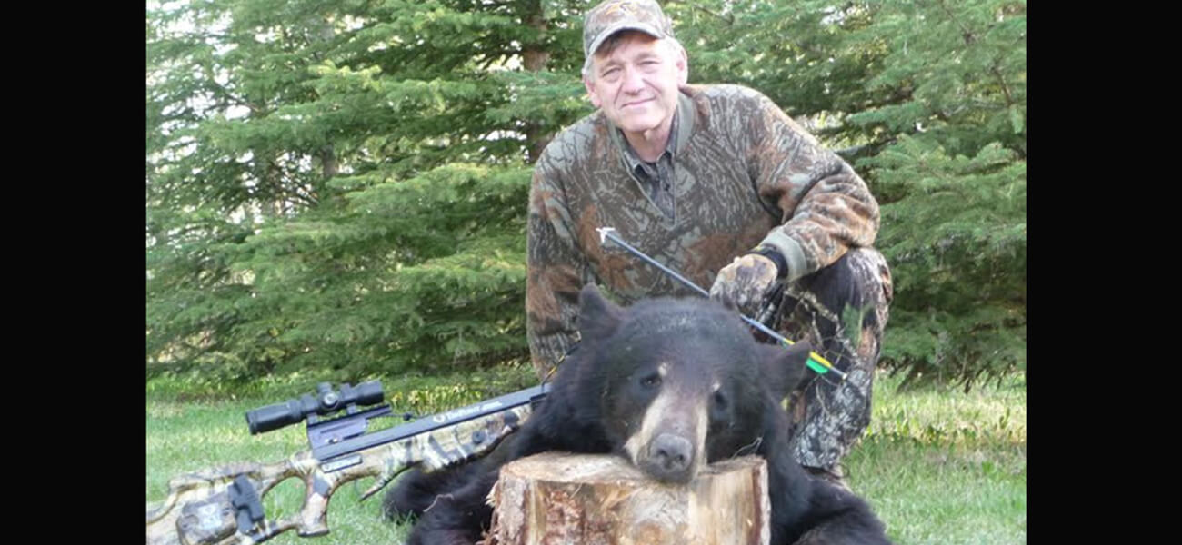 Where to shoot a black bear