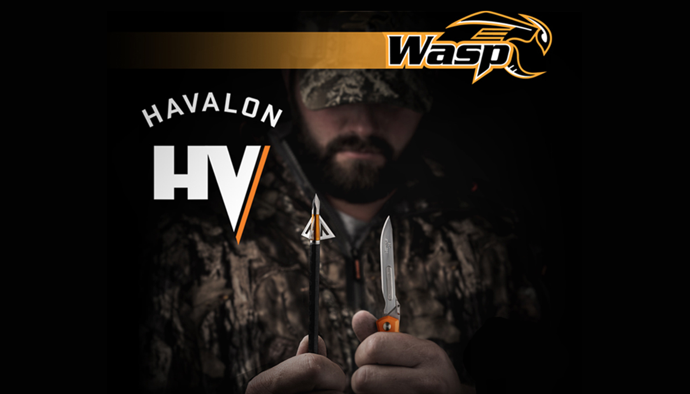 Wasp Havalon HV - Best New Fixed Broadhead