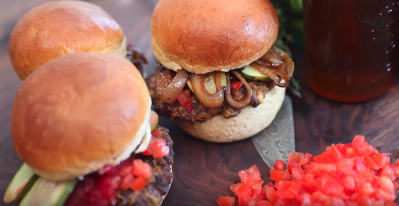 elk-burger