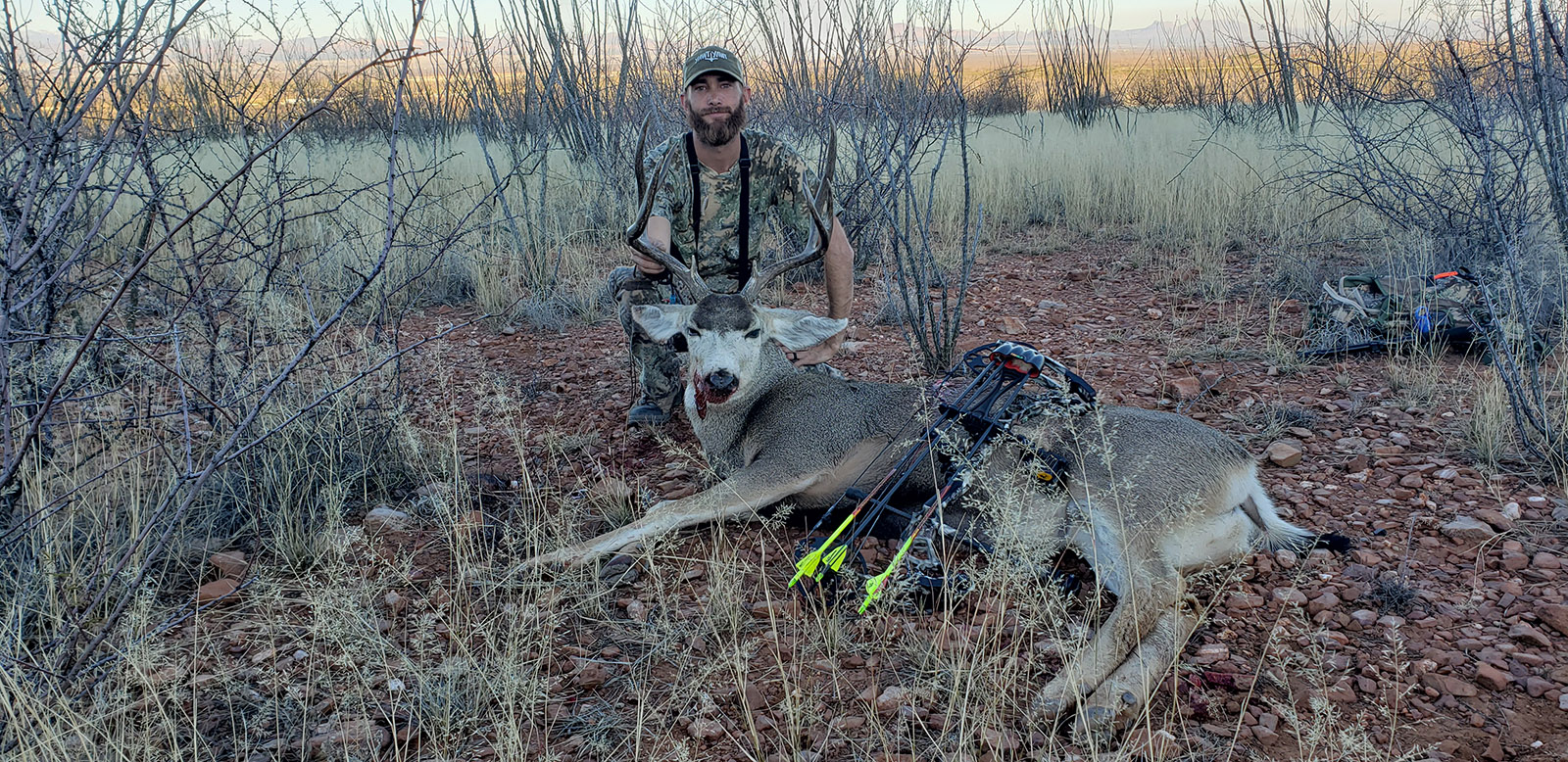 Drone gets double pass-through on Arizona muley