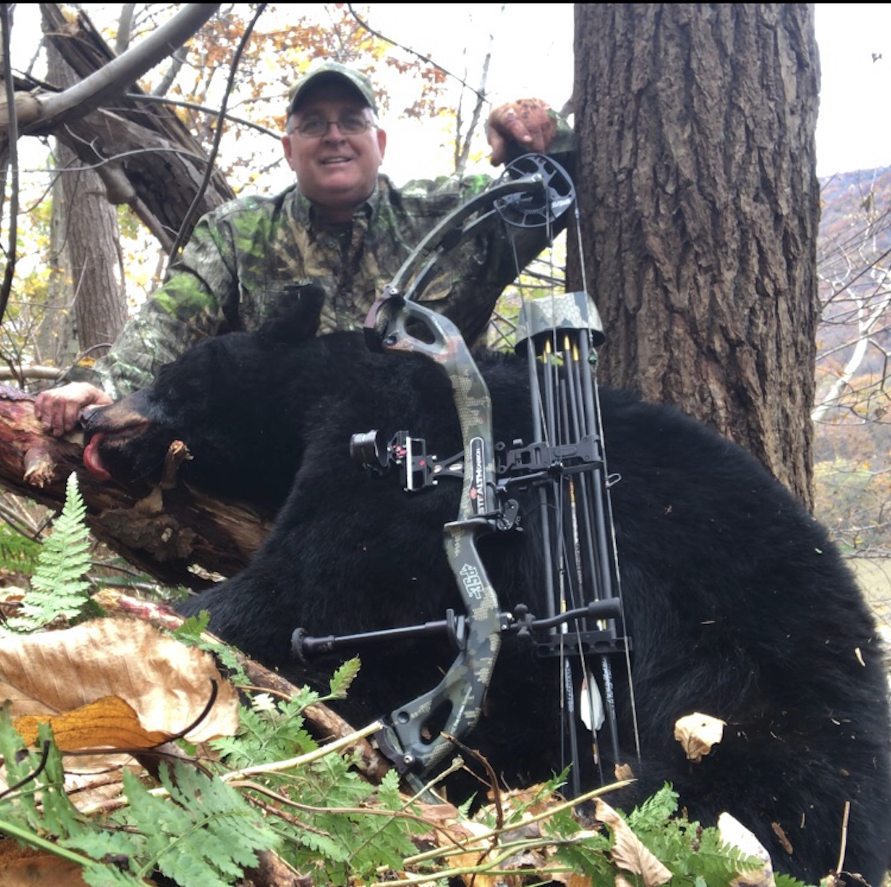 Wasp Drone takes down two more black bears